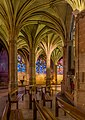 Saint-Séverin Ambulatory, Paris, France - Diliff.jpg