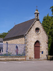 Chapel of Saint-Loup in Pabu