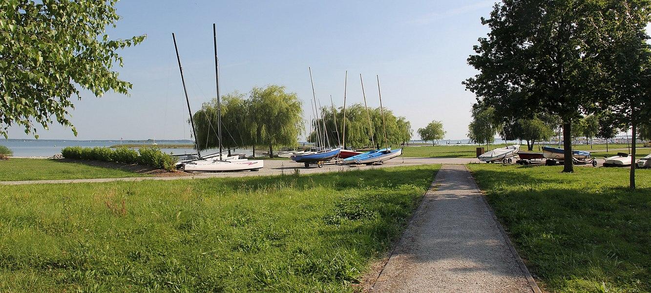 Sainte-Marie-du-Lac-Nuisement, Lac du Der-Chantecoq, Champagne-Ardenne, France