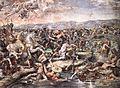 Sala di costantino, battaglia di Ponte Milvio 05.jpg