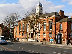 Sale Town Hall - geograph.org.uk - 1749852.jpg