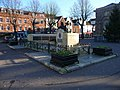 Salisbury - War Memorial - geograph.org.uk - 1716874.jpg