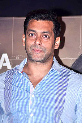 Salman Khan at the launch of 'Ek Tha Tiger's first song 'Mashallah' 15.jpg