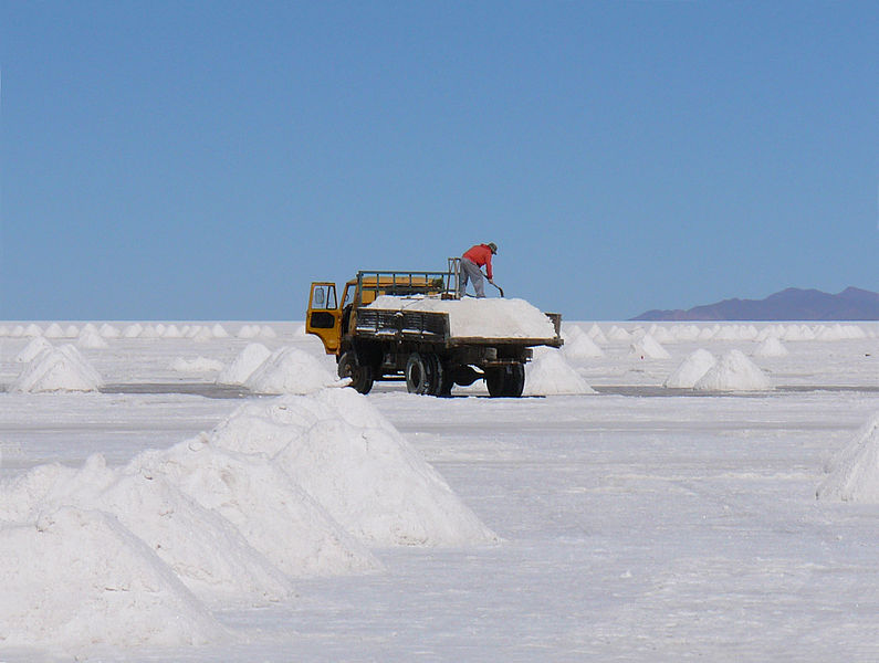 Fil:Salt production Uyuni.JPG