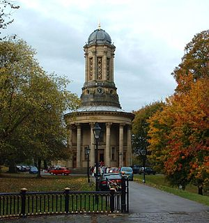 Saltaire - United Reformed Church, Saltaire Village
