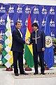 Saludo de los Presidentes Evo Morales y Rafael Correa (7335811220).jpg