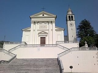 Gambellara Comune in Veneto, Italy