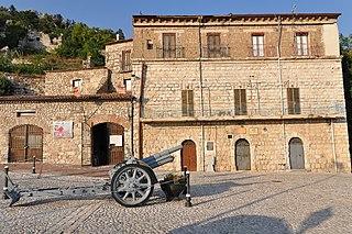 San Pietro Infine Comune in Campania, Italy
