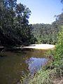 Sandbank on Glenbrook Creek.jpg