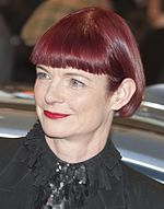 Photo of Sandy Powell at the Berlin International Film Festival in 2011.