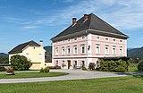 Sankt Georgen am Längsee Sankt Martin 3 Frauz ehem. Pfarrhaus 12092018 4608.jpg