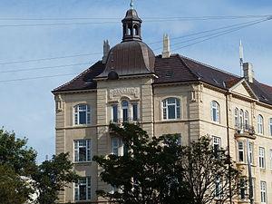 Sankt Jakobs Plads - Detail of Svanegaard
