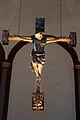 Sankt Thomas an der Kyll Klosterkirche Kruzifix 382.JPG