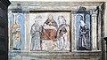 Santa Maria dei Servi (Padua) - Interior - Vergine col Bambino tra i santi Rocco e Antonio, Gioacchino e Anna di Giroloamo Tessari.jpg