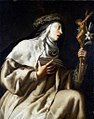 Santa Teresa d'Avila davanti al Crocifisso - Cagnacci.jpg