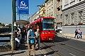 Sarajevo Tram-509 Line-3 2011-10-03.jpg