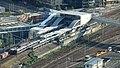 Sasashima-raibu Station from Midland Square.jpg