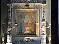 Saturnia, santa maria maddalena, int., madonna di benvenuto di giovanni.JPG