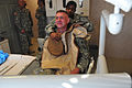 Say cheese, Dental X-Rays expand capabilities, improve readiness for North Carolina National Guard 140927-A-SQ484-613.jpg