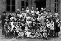 Schüler der Schule in Adensen 1927 oder 1928.jpg