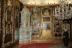 Schloss Leopoldskron - Spiegelsaal