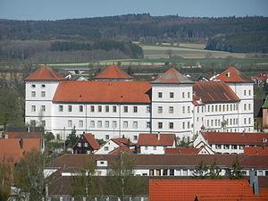 Meßkirch Castle - Meßkirch Castle (southern aspect)