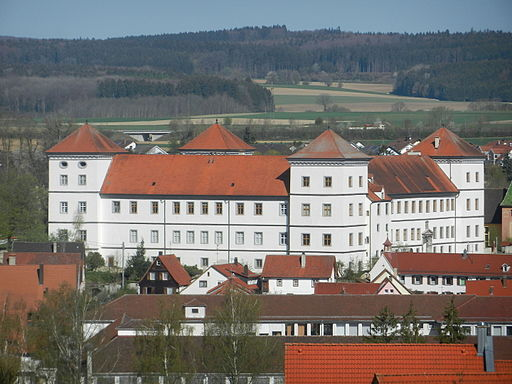Schloss Messkirch 2012