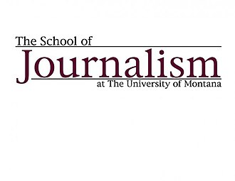University of Montana School of Journalism - Image: School of journalism