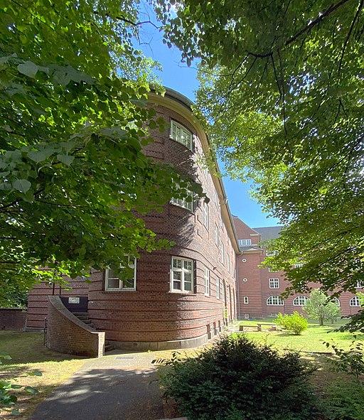 Schule Rhiemsweg 6 in Hamburg-Horn (1)