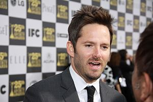 Scott Cooper (director) - Cooper at the 25th Independent Spirit Awards  in March 2010