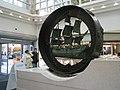Sculpture at the Cascades - geograph.org.uk - 659138.jpg