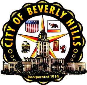 Official seal of Beverly Hills, California