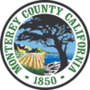 Official seal of Monterey County