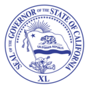 Seal of the 40th Governor of California.png