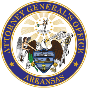 Seal of Arkansas - Image: Seal of the Attorney General of Arkansas