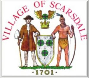 Scarsdale, New York - Image: Seal of the Village of Scarsale