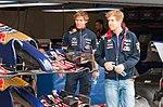 Sebastian Vettel - 2014 British Grand Prix - 3 July 2014 pre-practice.jpg