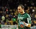 Sebastian Weber Siebenmeter 2 DKB Handball Bundesliga HSG Wetzlar vs HSV Hamburg 2014-02 08 037.jpg