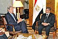 Secretary Kerry Meets With Egyptian President Morsy in Addis Ababa.jpg