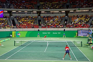 Tennis at the 2016 Summer Olympics – Womens singles Tennis at the Olympics