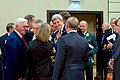 Secretary Kerry Waves to a Counterpart at a NATO Ministerial Session in Brussels (31424650846).jpg
