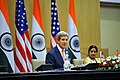 Secretary Kerry addresses reporters during news conference with Foreign Minister Sushma Swaraj following strategic dialogue.jpg