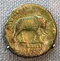 Seleukis e pieria, tetradracma di eliogabalo, 218-222.JPG