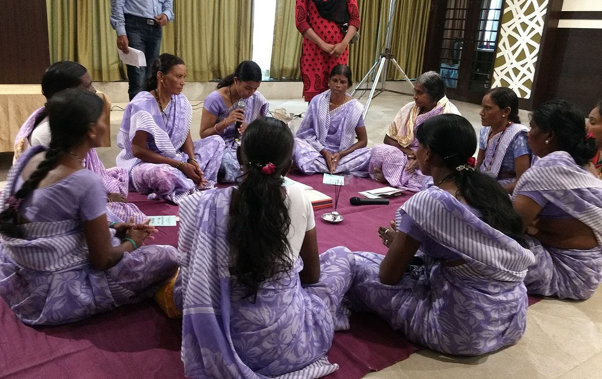 essay on self help groups in india Karnataka human development report 2005 a stand-alone study of stree shakti and swashakti women's self-help groups to government of india.
