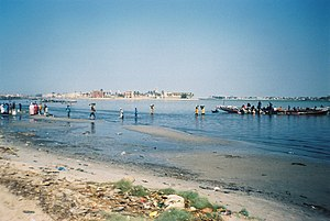 Senegal River Saint Louis 2