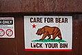 Sequoya National forest en 2016 (garbage can).jpg