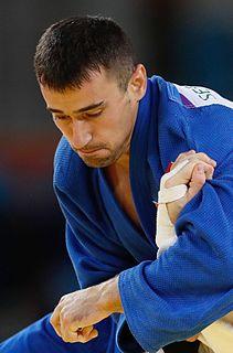 Sergiu Toma Judoka