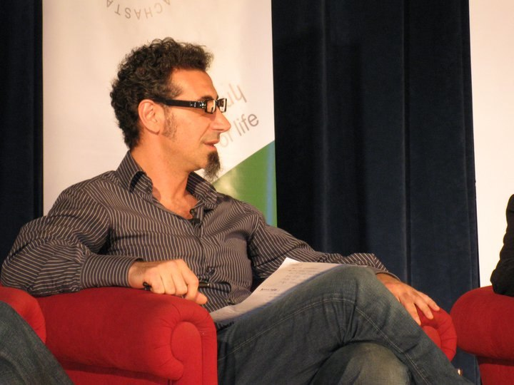Serj Tankian in Armenia, 2011