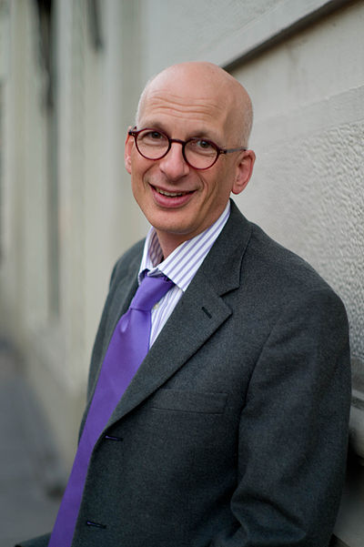 Picture of an author: Seth Godin