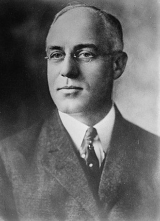 Seymour Lowman - Lowman shortly before his appointment as Assistant Treasury Secretary, May 1927